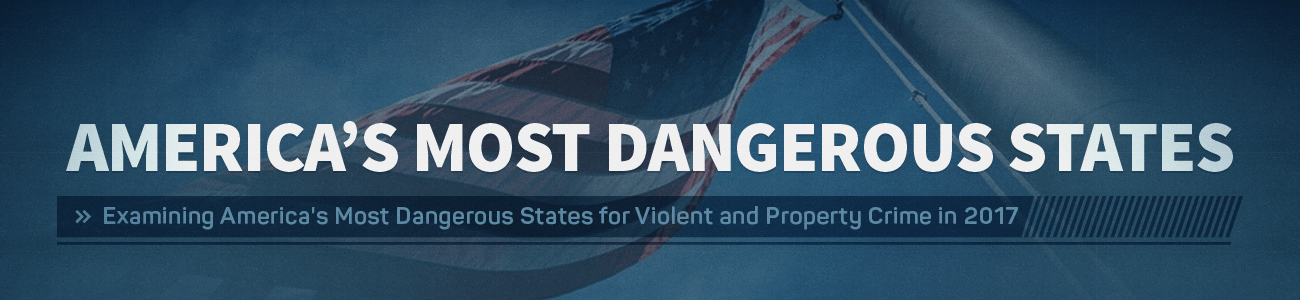 America's Most Dangerous States