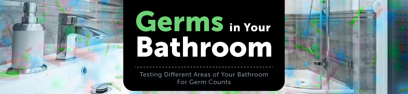 Germs In Your Bathroom