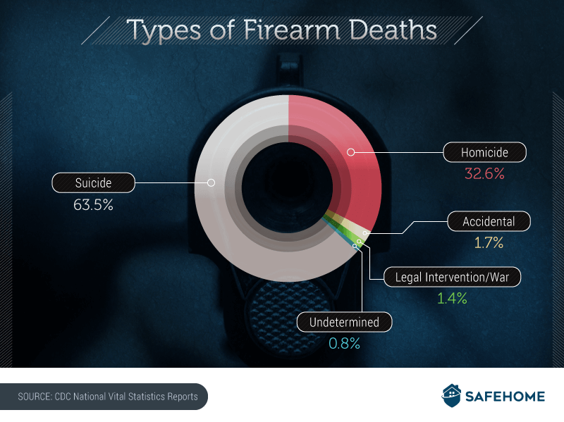 Firearm Deaths, by Type