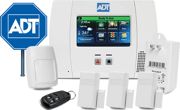 ADT Security Systems 2019 Packages, Plans, Cost & Pricing