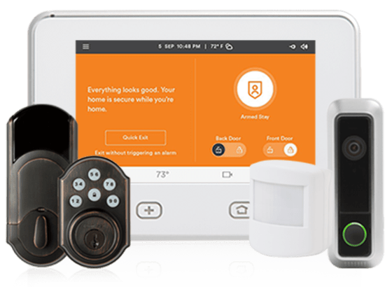 Vivint Home Security System. \