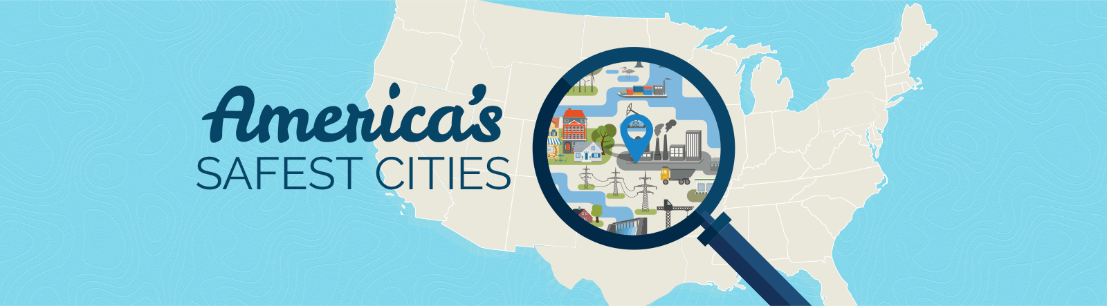 101 Safest Cities in America - See the Top 10% on Where it's