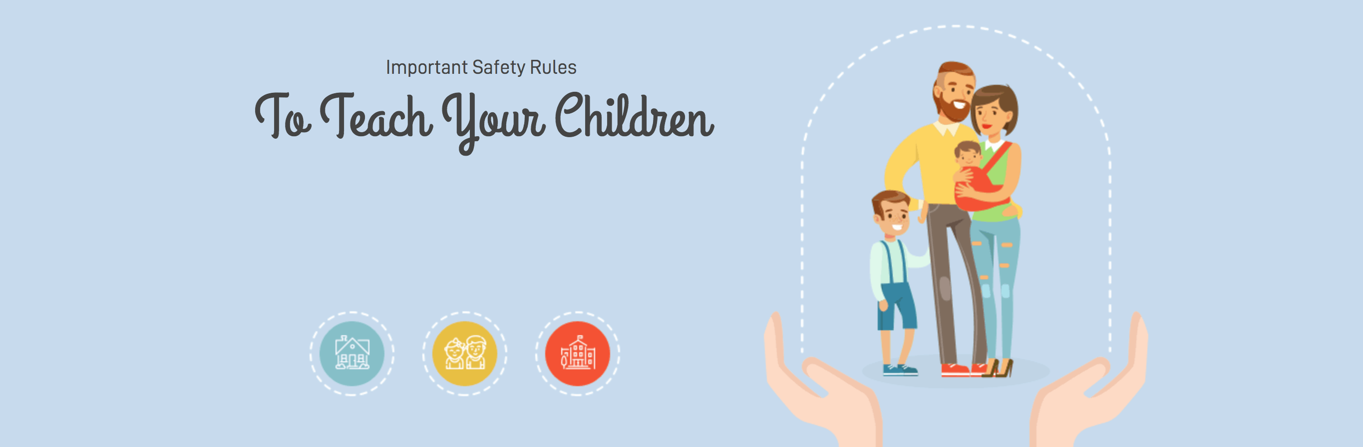 Important Safety Rules To Teach Your Children - SafeHome org