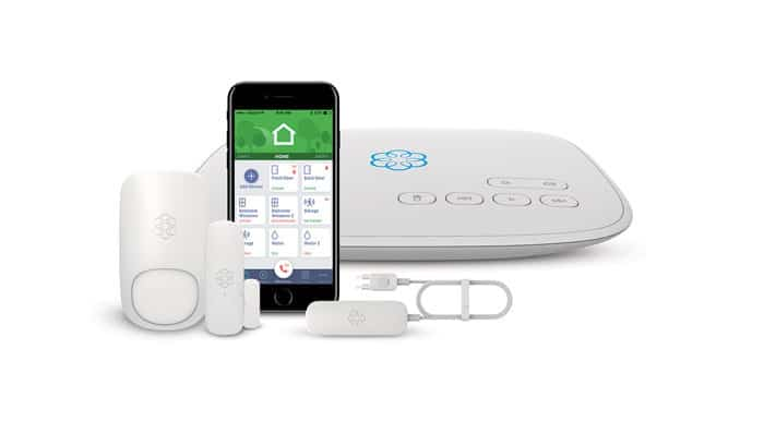 Ooma Home Security Package