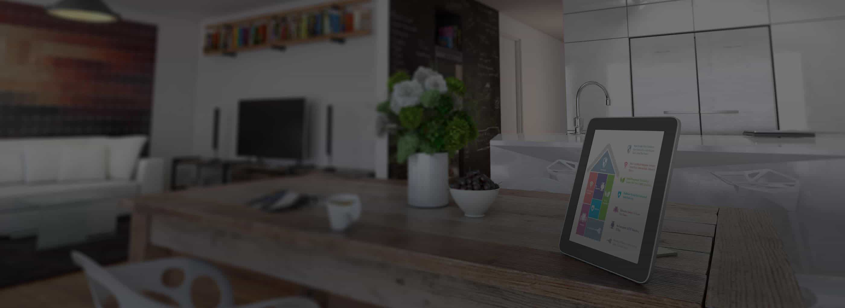 Best Self Monitored Home Security System of 2019 | Non