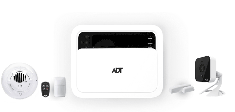 ADT System and Accessories