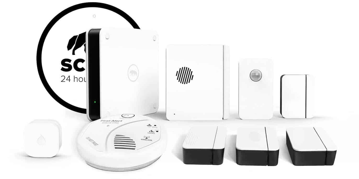 Best Home Security Systems Of 2019 Which Company Ranks Highest How To Wiring Smoke Detectors Burglar Alarm System Technology Scout With Accessories