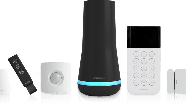 SimpliSafe Equipment Package