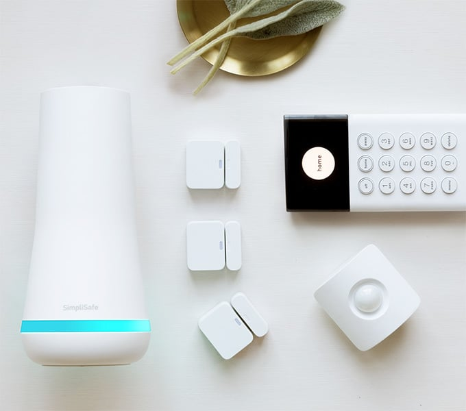 SimpliSafe The Essentials Package