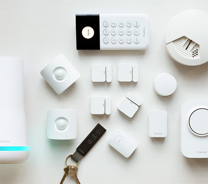 SimpliSafe The Haven Package