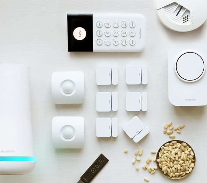 SimpliSafe The Knox Package
