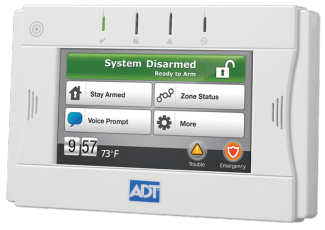 ADT Touchpad