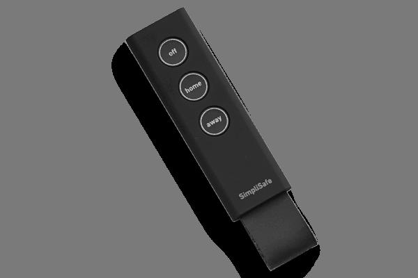 SimpliSafe Keychain Transponder