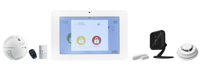 Best Wireless Home Security Systems The Top Wireless Security System