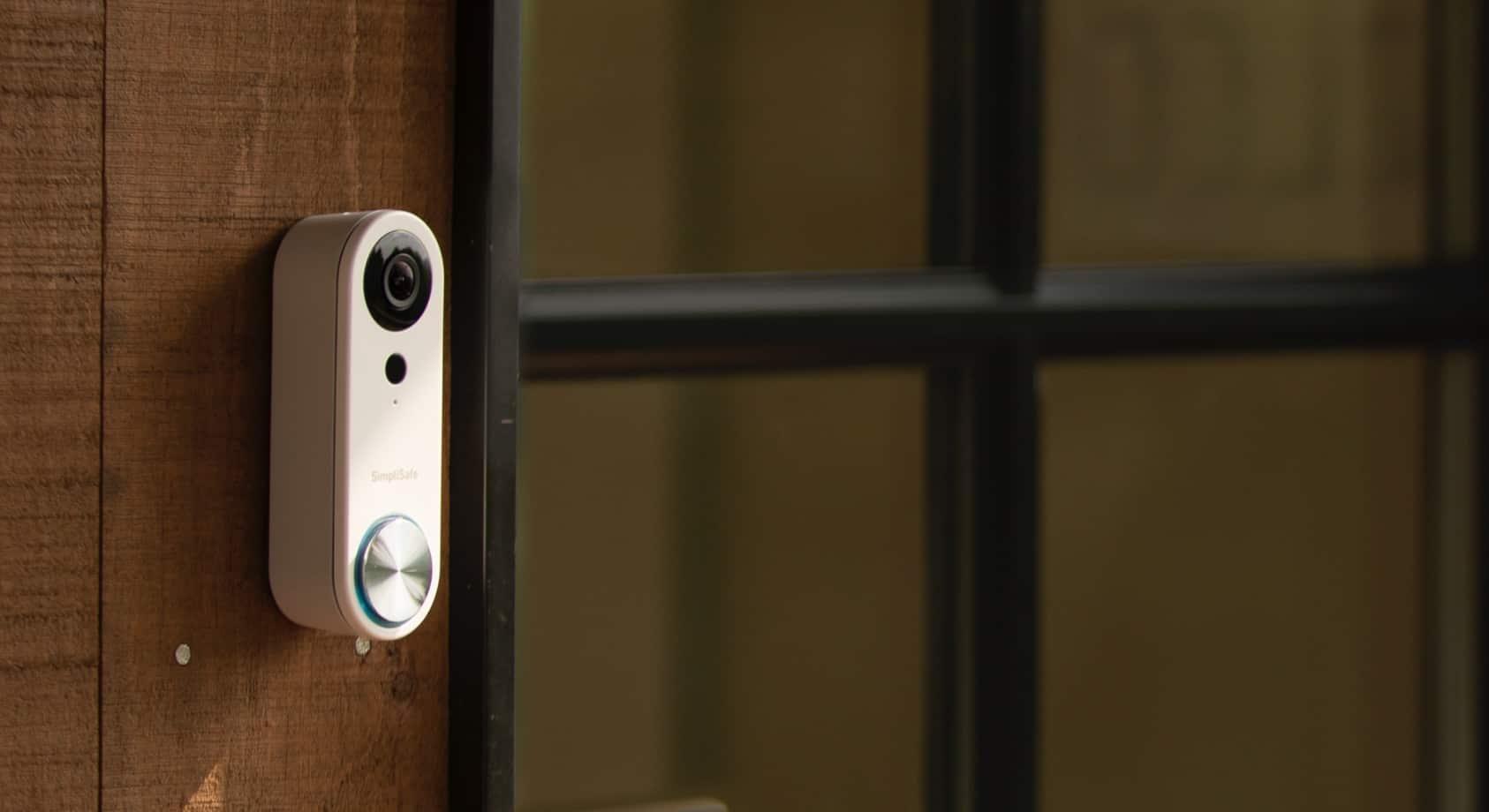 SimpliSafe Doorbell
