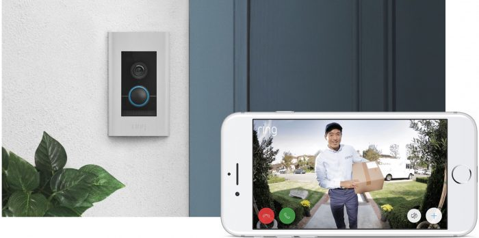 Ring Doorbell Elite and App