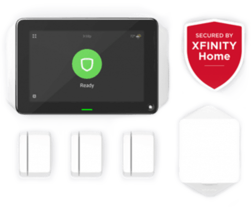 Xfinity Comcast Base Home Security System