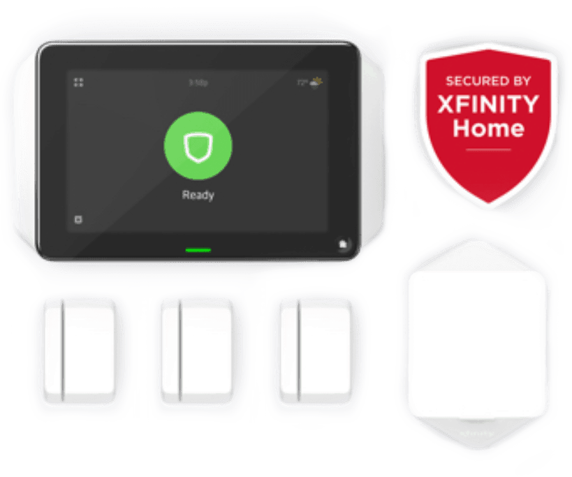 Xfinity Comcast Home Security Logo