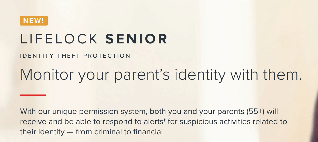 LifeLock Senior