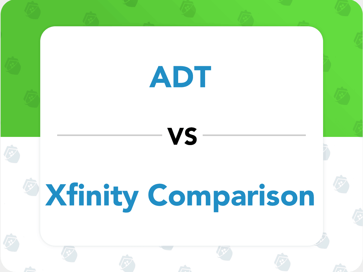 Adt Vs Xfinity Comparison Which Is Better