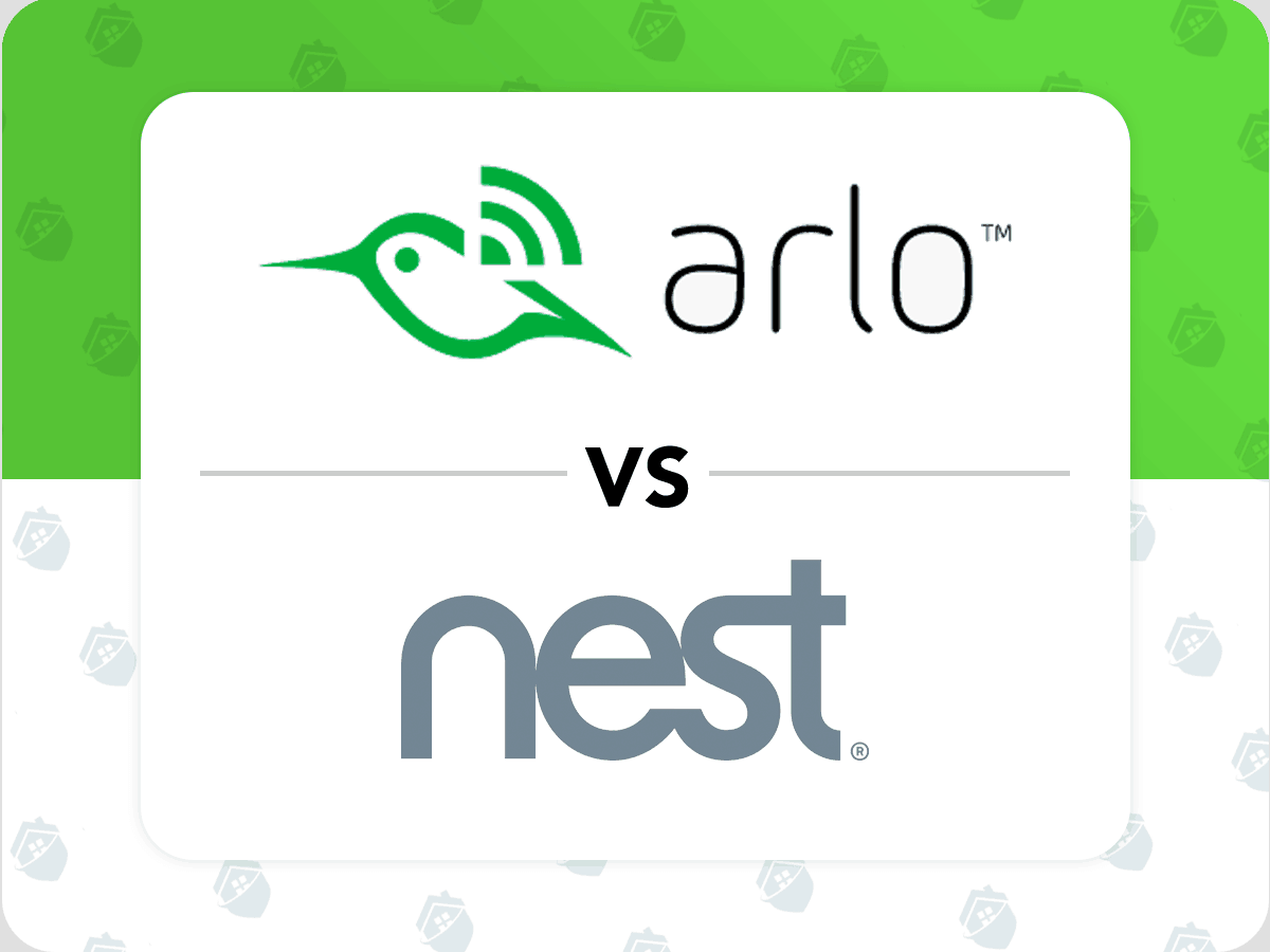 Arlo vs Nest Comparison - Which System is Best?