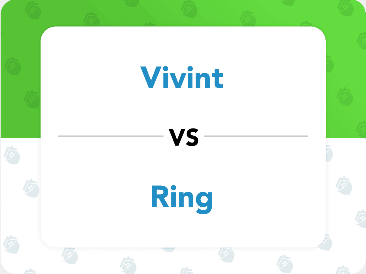 Vivint vs Ring Comparison - Which System is Best?
