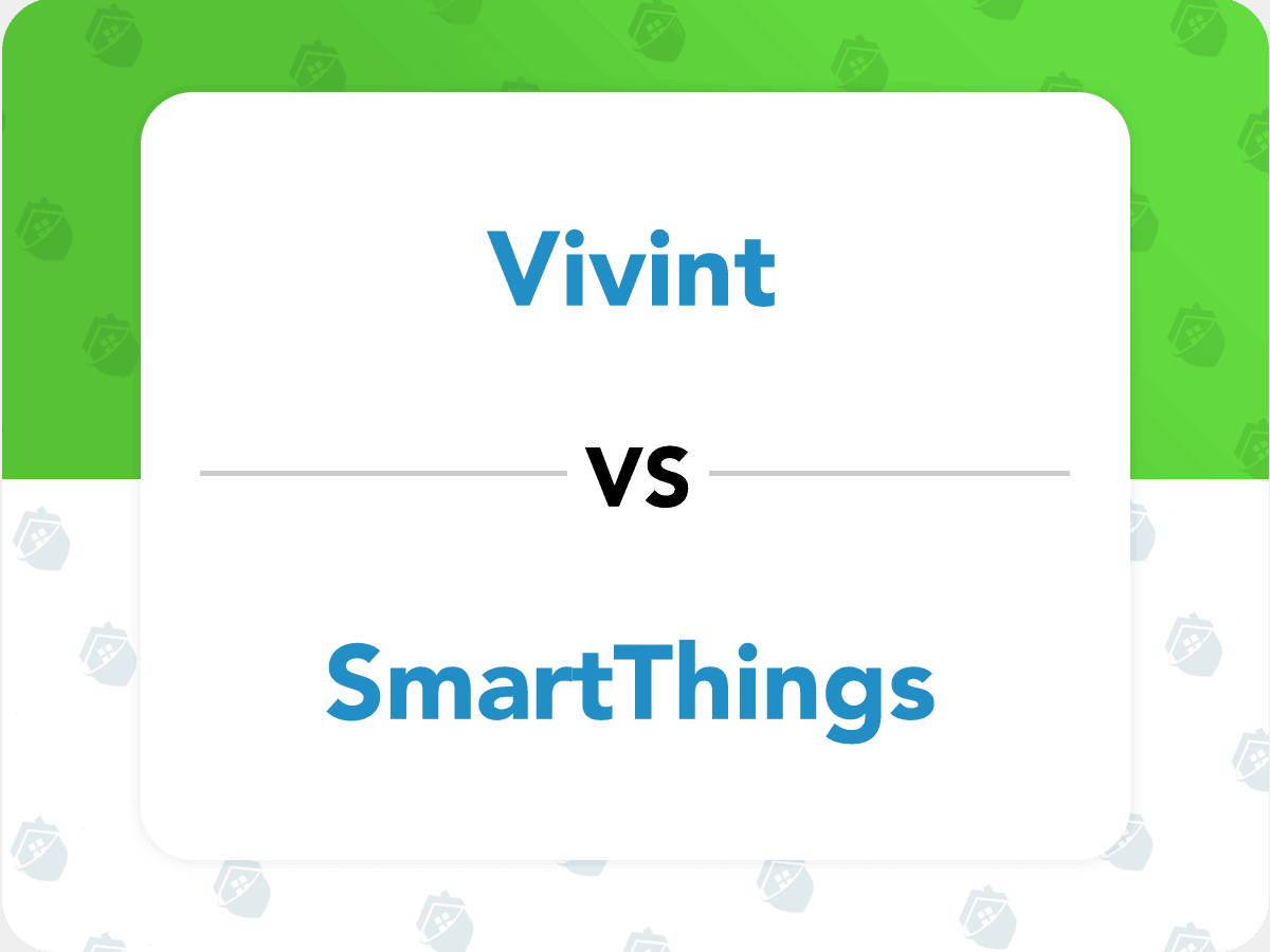 Vivint vs SmartThings Comparison - Which Is Better?