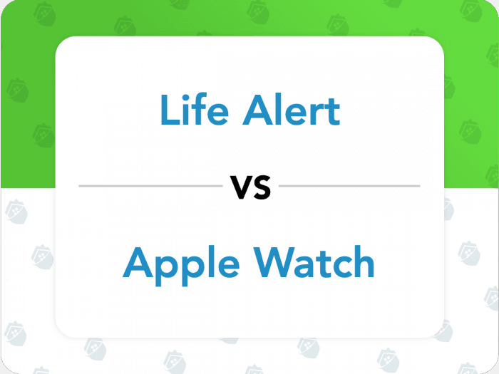 Life Alert vs Apple Watch