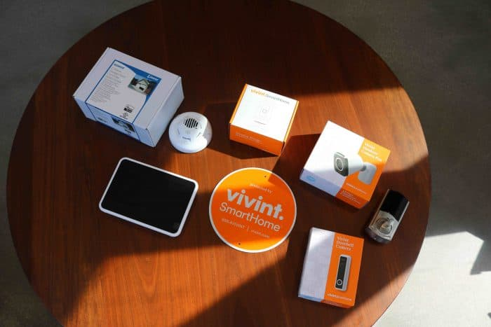 Vivint Equipment Package