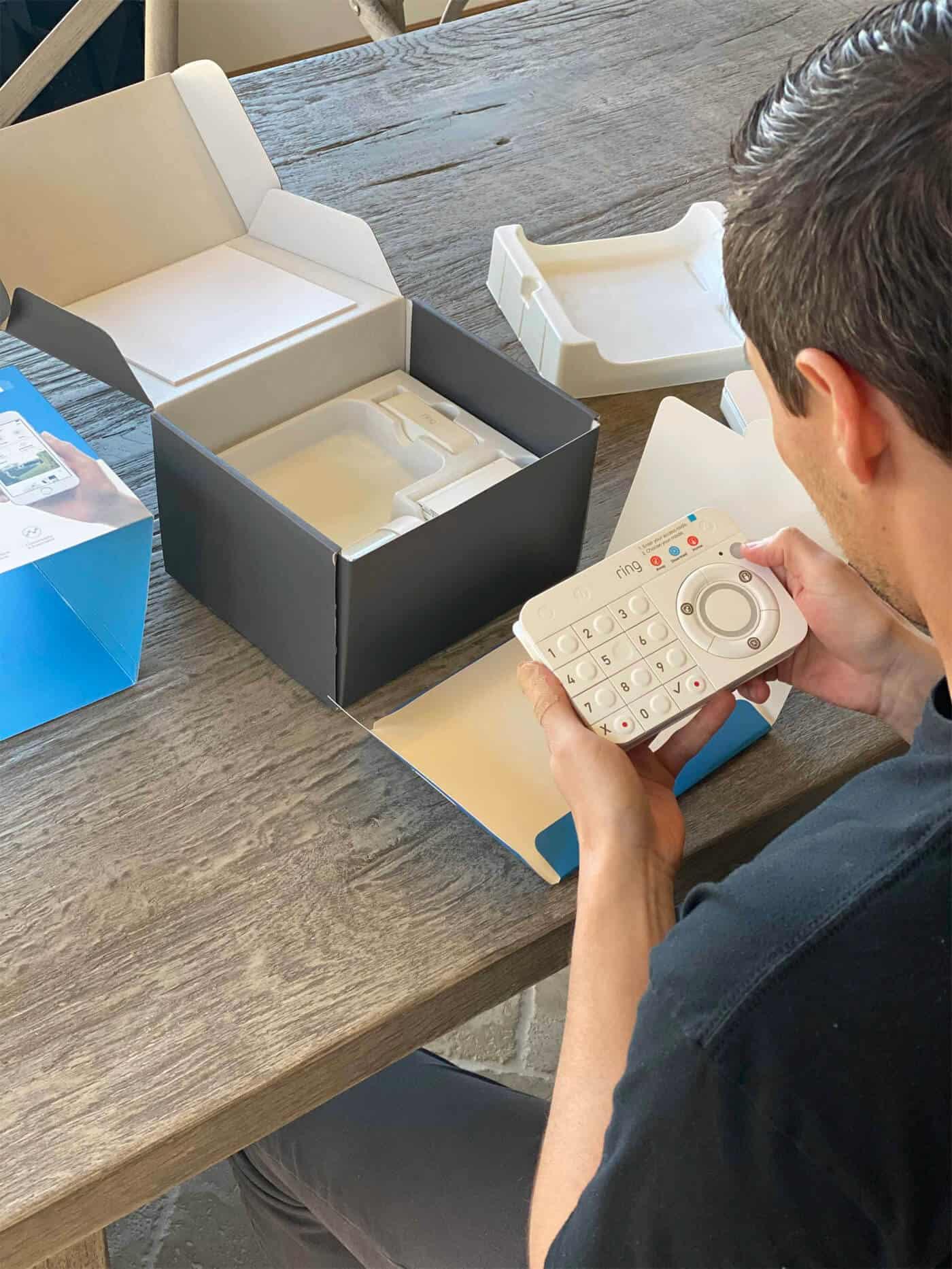 Evaluating Ring Alarm Keypad