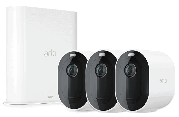 Arlo Pro 3 with Base Station