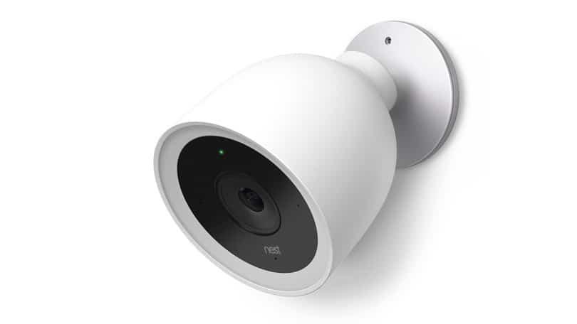 Google Nest Cam IQ Outdoor Camera
