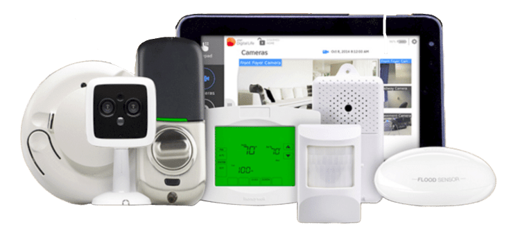 ATT Digital Life Home Security Package