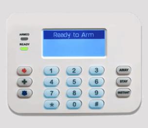 AT&T Digital Life Keypad
