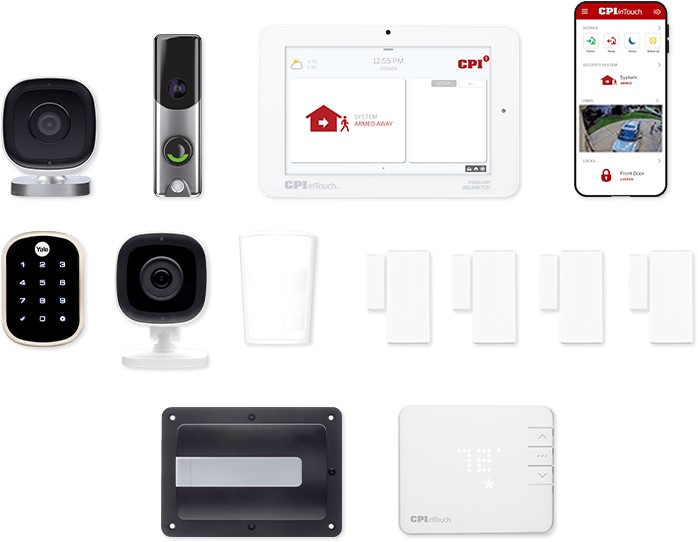CPI Security Equipment Packages