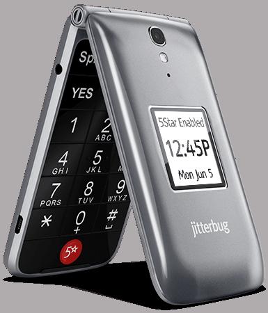Jitterbug Flip2 Phone