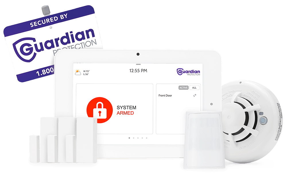 Guardian Protection Home Security Essentials