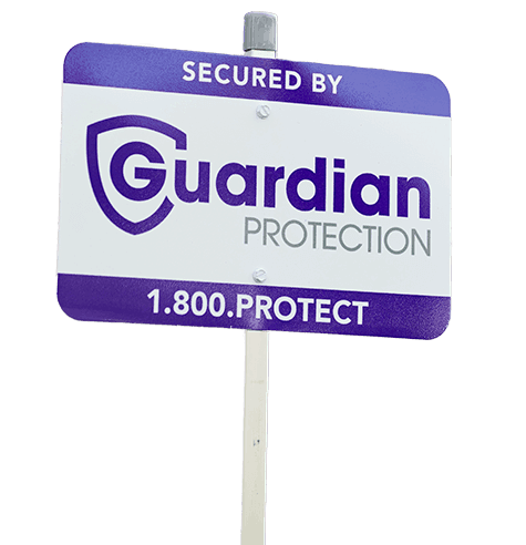 Guardian Protection Sign
