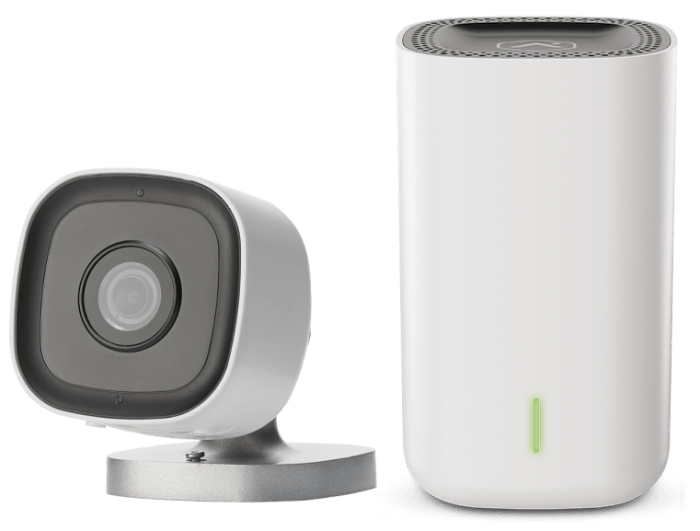 Guardian Protection Video Streaming Recorder and Outdoor Camera