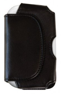 LifeFone On-The-Go Leather Carrying Case