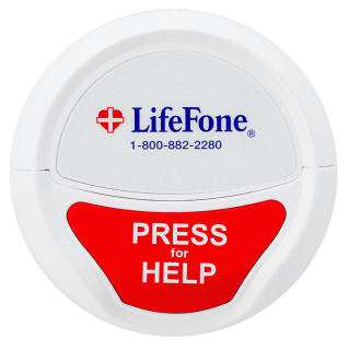 LifeFone Wall-Mounted Help Button