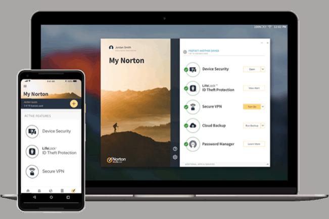 LifeLock Mobile and Desktop App