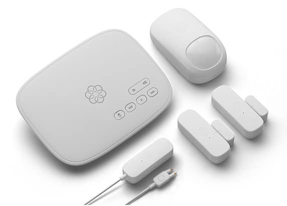 Ooma Smart Security Starter Pack with Ooma Water Sensor