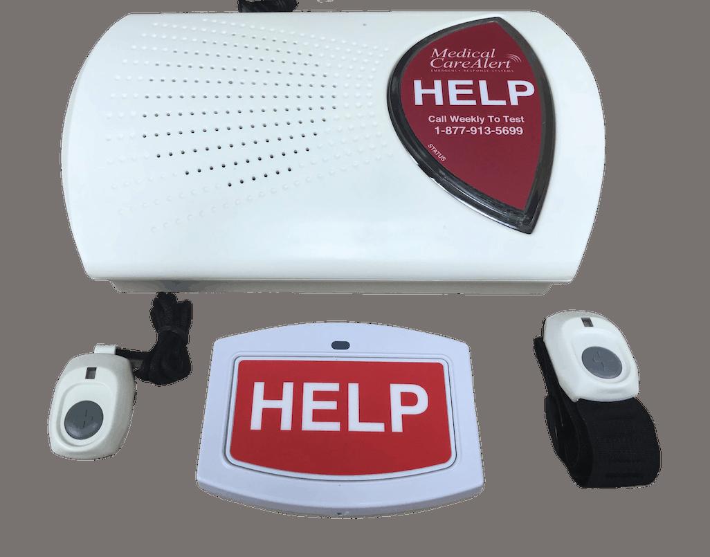 Medical Care Alert Equipment