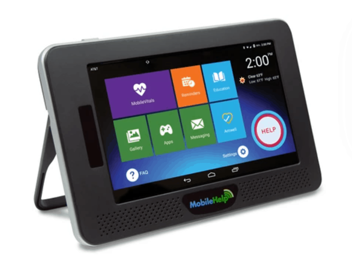 MobileHelp Touch Tablet