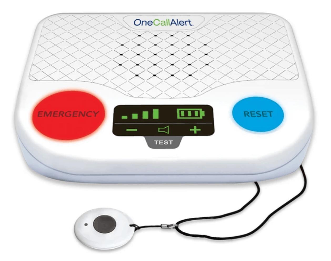 One Call Alert Logo
