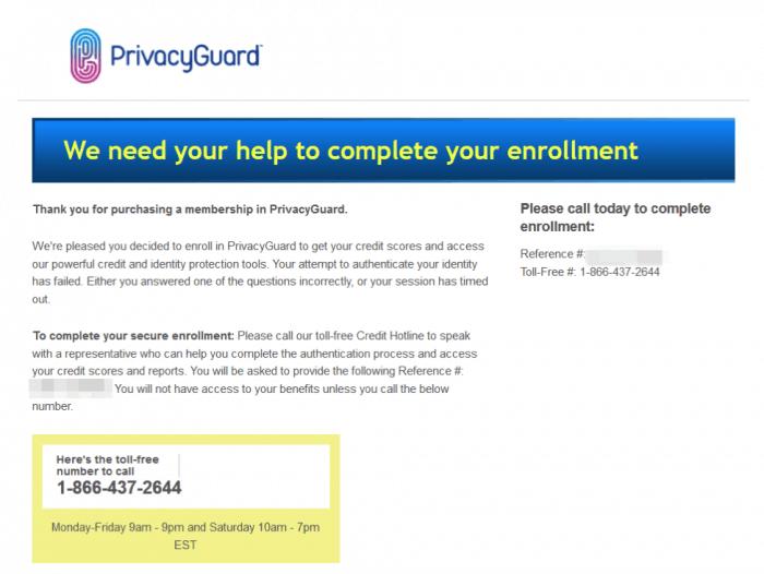 PrivacyGuard Membership