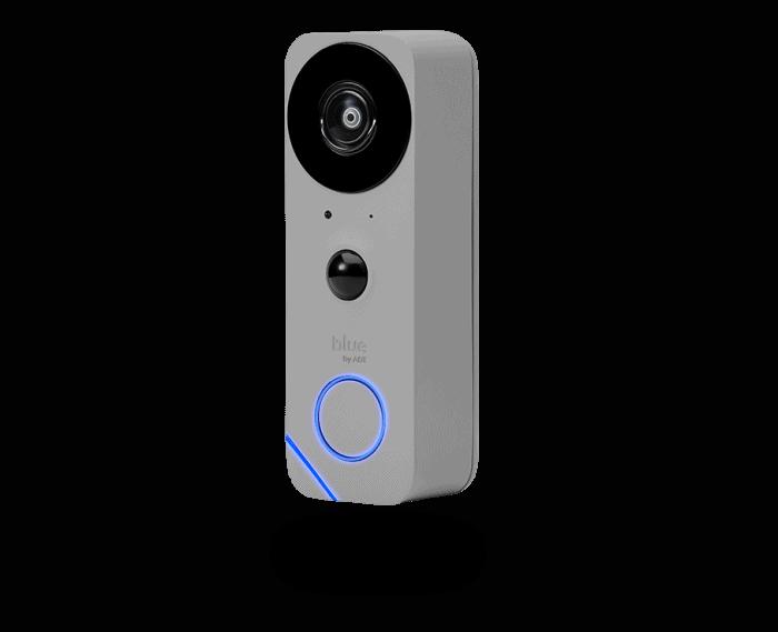 Blue by ADT doorbell