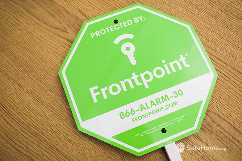 Frontpoint - Yard Sign