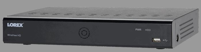 Lorex Wire-Free DVR